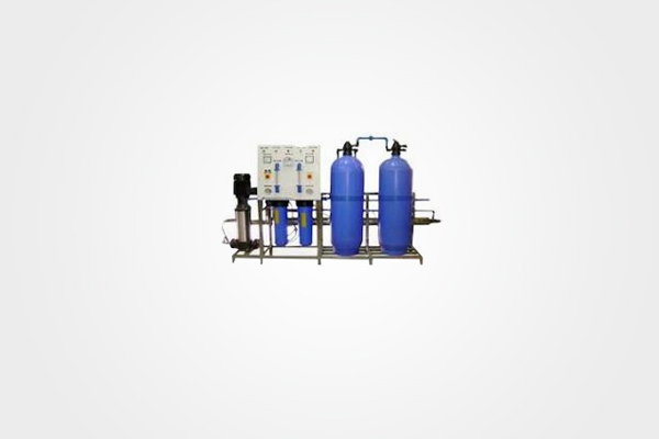 Sarjan India Primo Water Treatment Plant